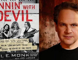 Noel Monk gives his side of the Van Halen story on Trunk Nation