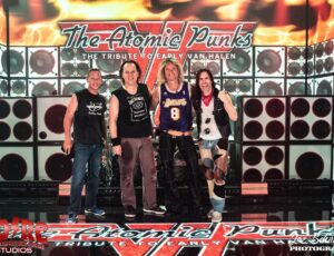 Live Stream Concert- Monsters of Rock Cruise Studios